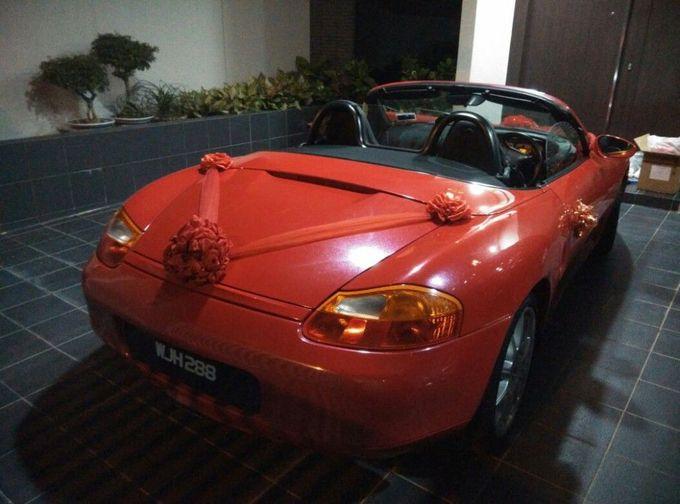 Porsche Wedding Car by Hyperlux Dolce Vita Sdn Bhd - 003