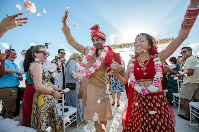Wedding Photography in Mexico by Gareth Davies Photography - 011