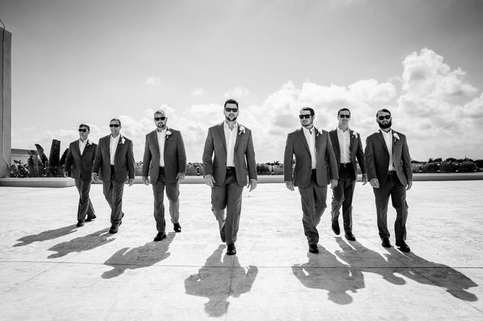 Wedding Photography in Mexico by Gareth Davies Photography - 012