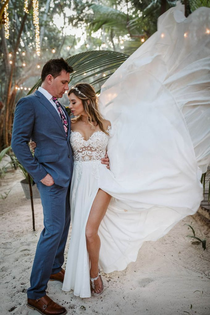 Wedding Photography in Mexico by Gareth Davies Photography - 013