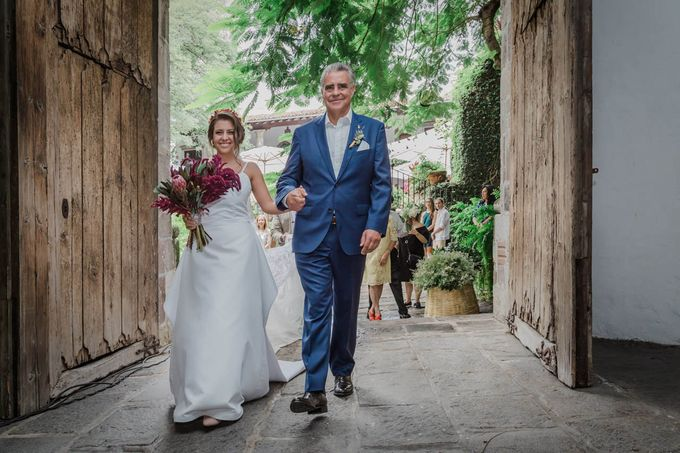Wedding Photography in Mexico by Gareth Davies Photography - 015
