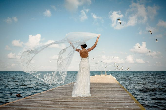 Wedding Photography in Mexico by Gareth Davies Photography - 006