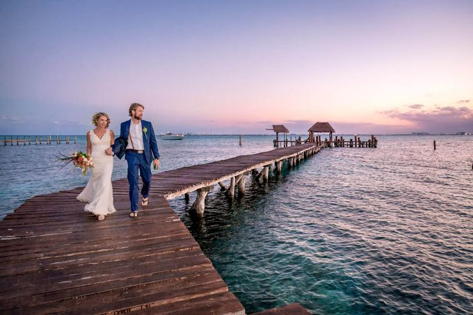 Wedding Photography in Mexico by Gareth Davies Photography - 020