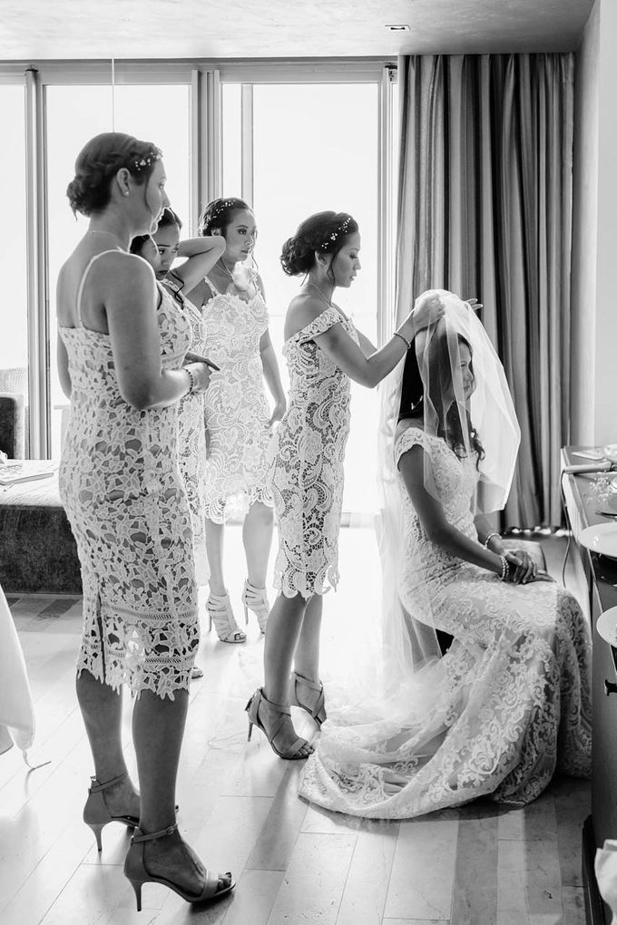 Wedding Photography in Mexico by Gareth Davies Photography - 028