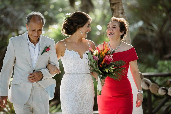 Wedding Photography in Mexico by Gareth Davies Photography - 004