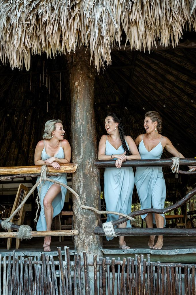 Wedding Photography in Mexico by Gareth Davies Photography - 035