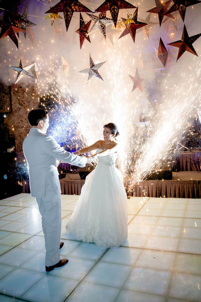 Wedding Photography in Mexico by Gareth Davies Photography - 036