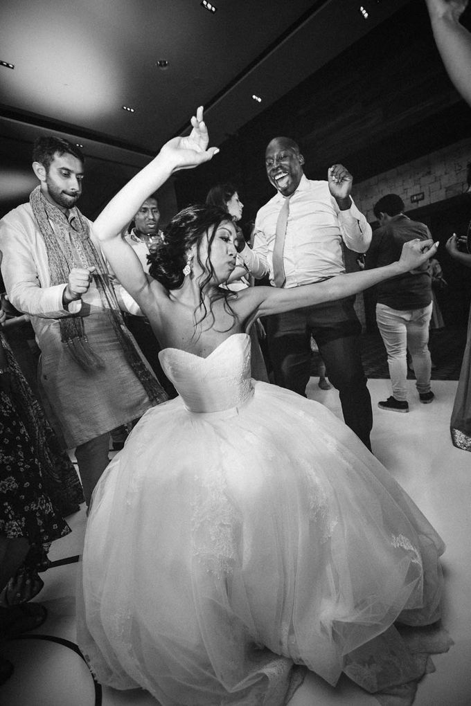 Wedding Photography in Mexico by Gareth Davies Photography - 037