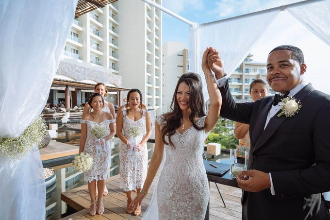 Wedding Photography in Mexico by Gareth Davies Photography - 043