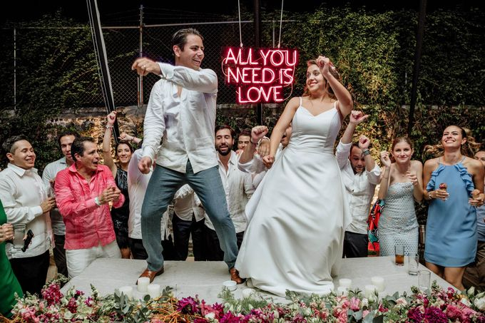 Wedding Photography in Mexico by Gareth Davies Photography - 008