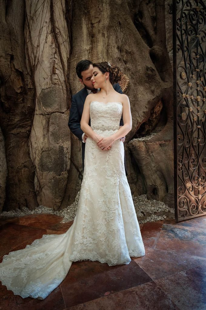 Wedding Photography in Mexico by Gareth Davies Photography - 048