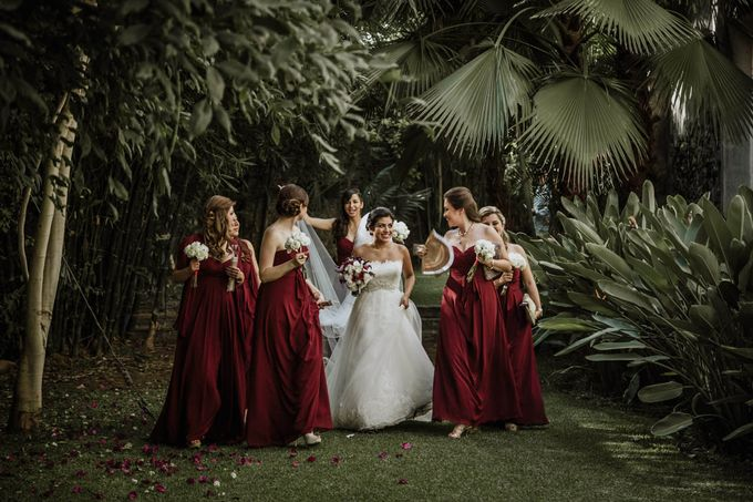 Wedding Photography in Mexico by Gareth Davies Photography - 002