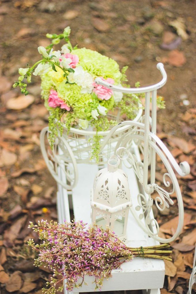 Summer Romance - Shabby Chic Outdoor Event Styling by Eye Candy Manila Event Styling Co. - 013