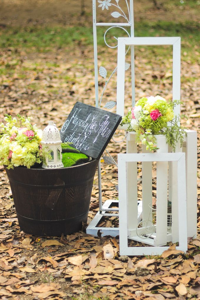 Summer Romance - Shabby Chic Outdoor Event Styling by Eye Candy Manila Event Styling Co. - 015