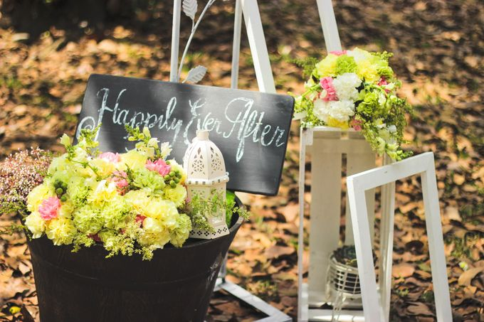 Summer Romance - Shabby Chic Outdoor Event Styling by Eye Candy Manila Event Styling Co. - 016