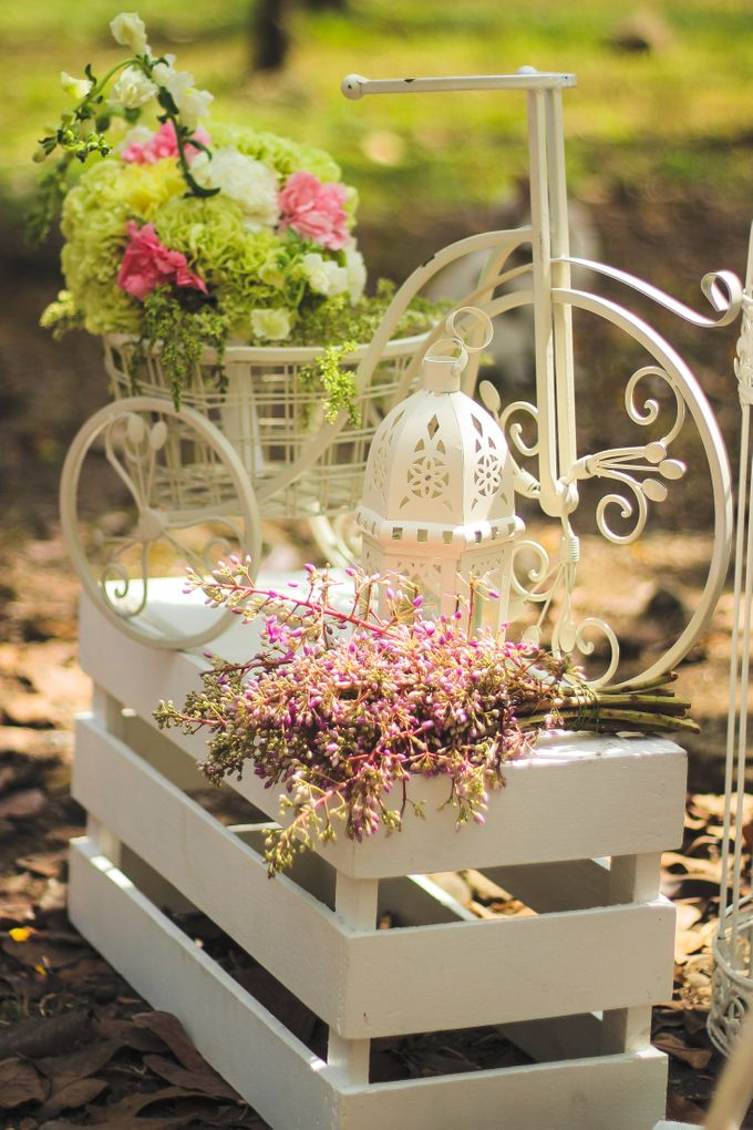 Summer Romance - Shabby Chic Outdoor Event Styling by Eye Candy Manila Event Styling Co. - 017