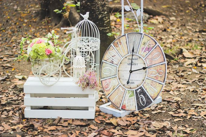 Summer Romance - Shabby Chic Outdoor Event Styling by Eye Candy Manila Event Styling Co. - 019