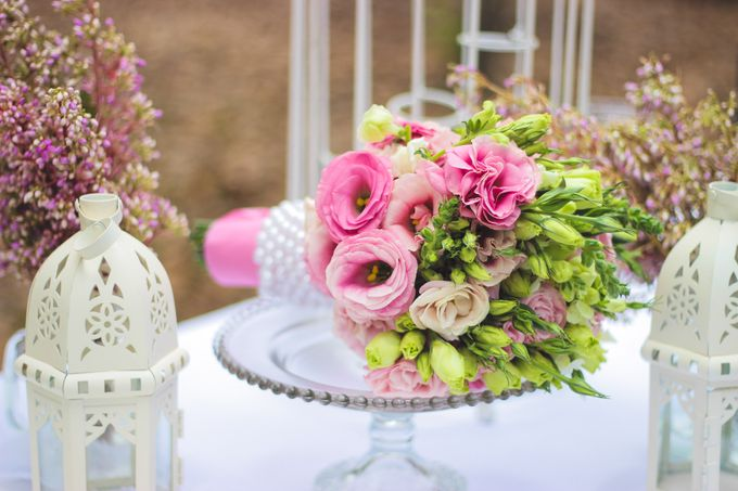Summer Romance - Shabby Chic Outdoor Event Styling by Eye Candy Manila Event Styling Co. - 008