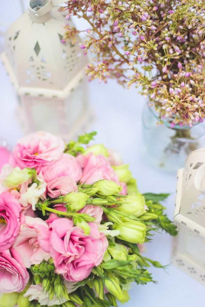 Summer Romance - Shabby Chic Outdoor Event Styling by Eye Candy Manila Event Styling Co. - 010