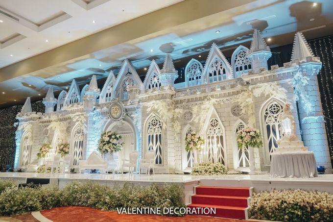 Frans & Dessy Wedding Decoration by Cynthia Tan - 002