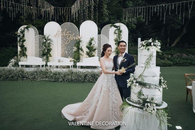 Aldo & Ghea Wedding Decoration by HOUSE OF PHOTOGRAPHERS - 022