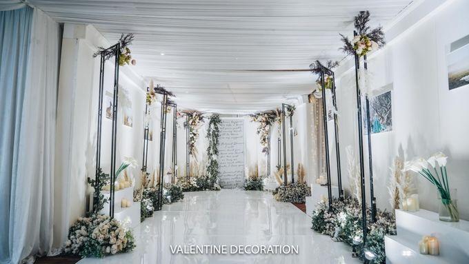 Yuri & Jessica Wedding Decoration by Valentine Wedding Decoration - 002