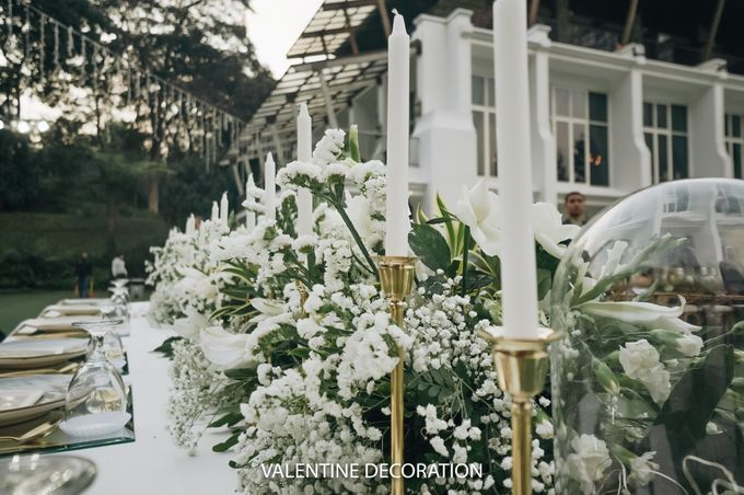 Aldo & Ghea Wedding Decoration by HOUSE OF PHOTOGRAPHERS - 031