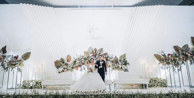 Yuri & Jessica Wedding Decoration by Valentine Wedding Decoration - 011