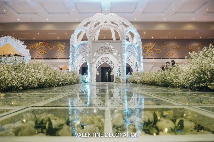 Frans & Dessy Wedding Decoration by Cynthia Tan - 012