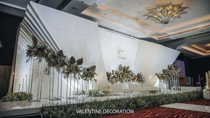 Yuri & Jessica Wedding Decoration by Valentine Wedding Decoration - 012