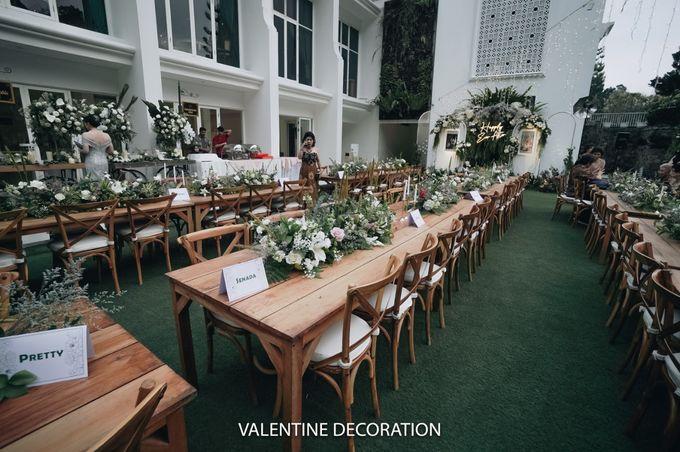Aldo & Ghea Wedding Decoration by HOUSE OF PHOTOGRAPHERS - 032