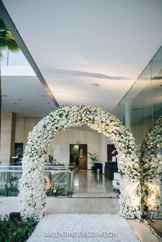 Rivaldy & Naomi Wedding Decoration by Bramanta Wijaya Sposa - 012