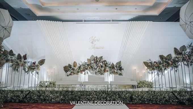 Yuri & Jessica Wedding Decoration by Valentine Wedding Decoration - 013