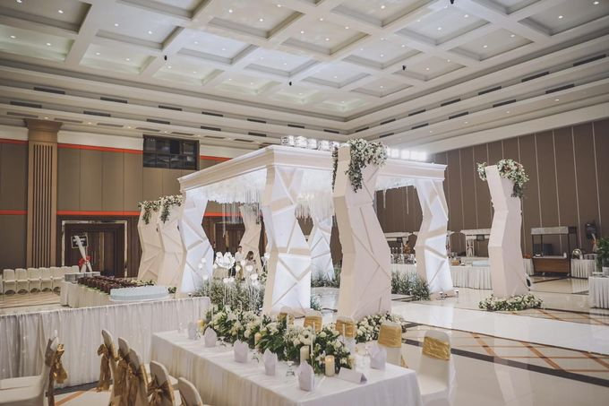 Gerryn & Vania Wedding Decoration by Valentine Wedding Decoration - 014