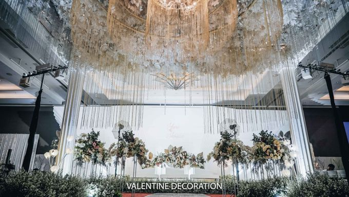 Yuri & Jessica Wedding Decoration by Valentine Wedding Decoration - 014