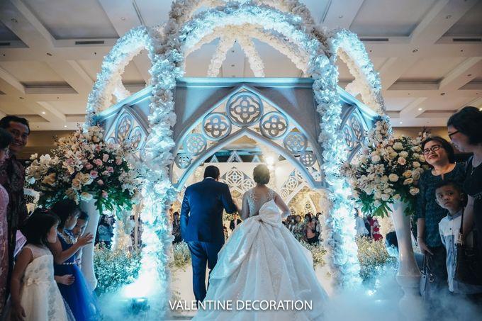 Frans & Dessy Wedding Decoration by Cynthia Tan - 015