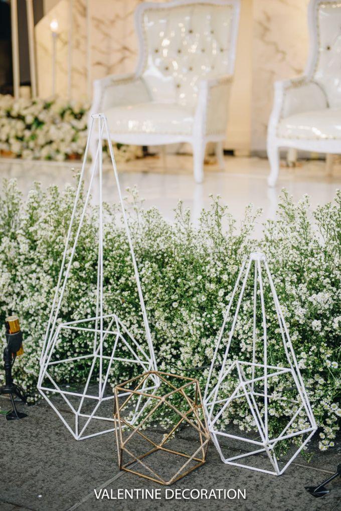 Rivaldy & Naomi Wedding Decoration by Bramanta Wijaya Sposa - 015