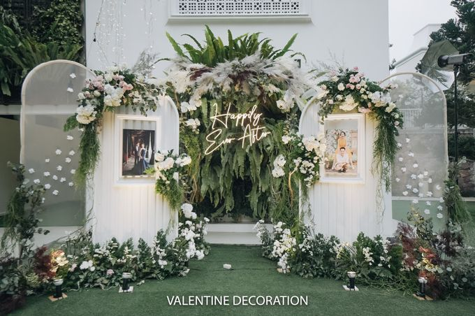 Aldo & Ghea Wedding Decoration by HOUSE OF PHOTOGRAPHERS - 036