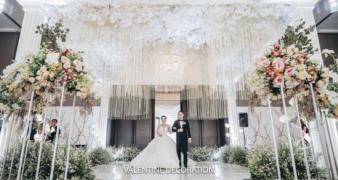 Yuri & Jessica Wedding Decoration by Valentine Wedding Decoration - 016