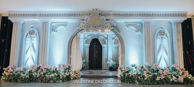 Frans & Dessy Wedding Decoration by Cynthia Tan - 018