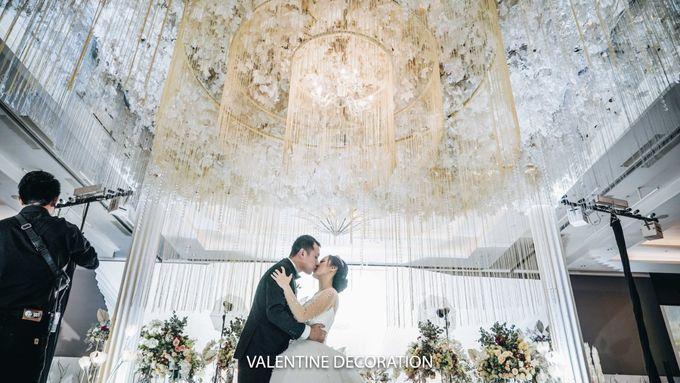 Yuri & Jessica Wedding Decoration by Valentine Wedding Decoration - 017