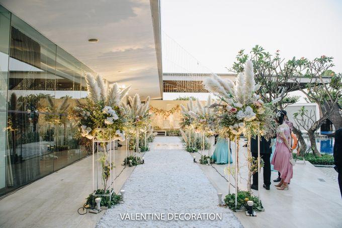 Rivaldy & Naomi Wedding Decoration by Bramanta Wijaya Sposa - 019