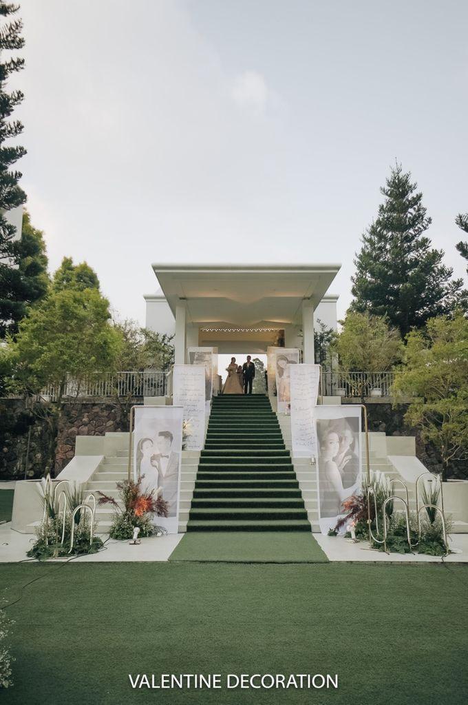 Aldo & Ghea Wedding Decoration by HOUSE OF PHOTOGRAPHERS - 039
