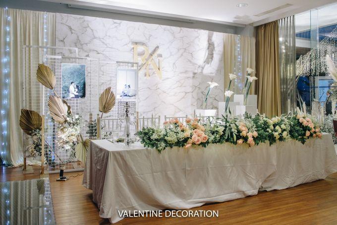 Rivaldy & Naomi Wedding Decoration by Bramanta Wijaya Sposa - 020