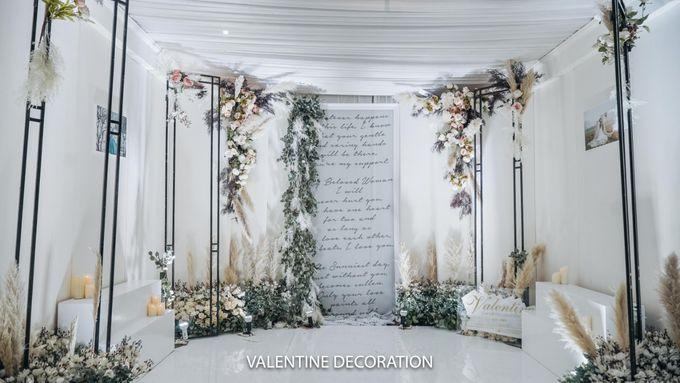 Yuri & Jessica Wedding Decoration by Valentine Wedding Decoration - 003