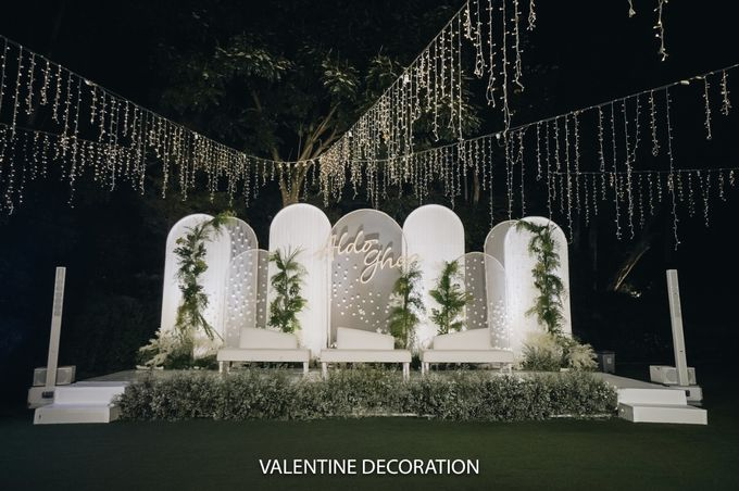 Aldo & Ghea Wedding Decoration by HOUSE OF PHOTOGRAPHERS - 023