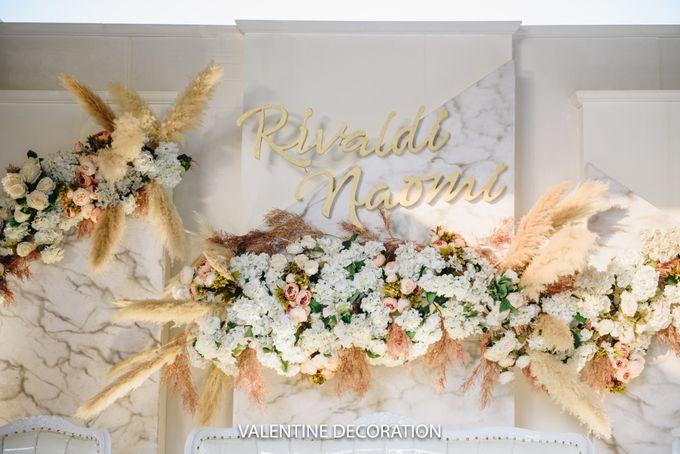 Rivaldy & Naomi Wedding Decoration by Bramanta Wijaya Sposa - 003