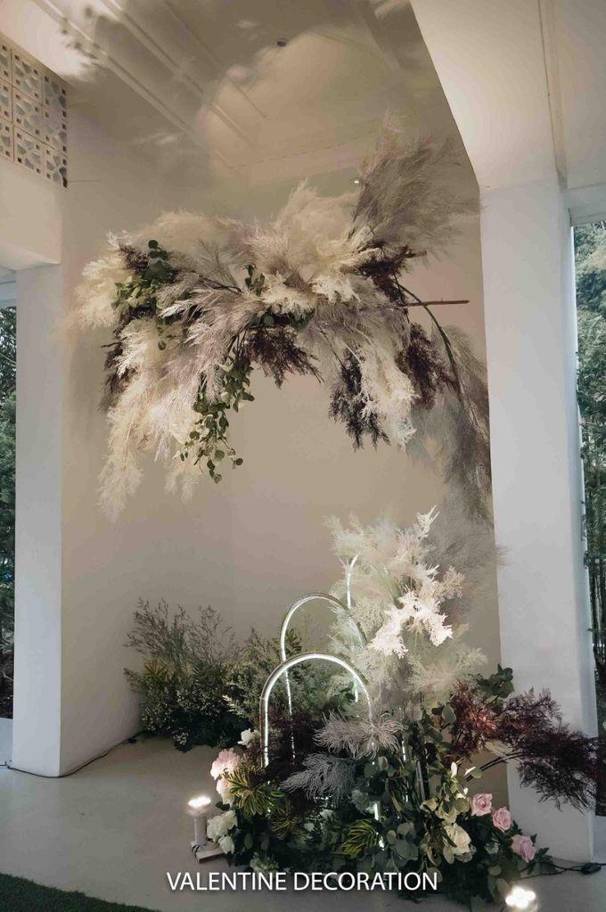 Aldo & Ghea Wedding Decoration by HOUSE OF PHOTOGRAPHERS - 041