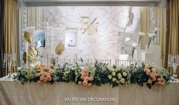 Rivaldy & Naomi Wedding Decoration by Bramanta Wijaya Sposa - 021