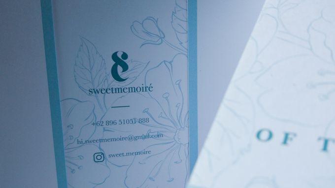 Ishak & Minarni 60th Wedding Anniversary Souvenir Packaging by Sweet Memoire - 002